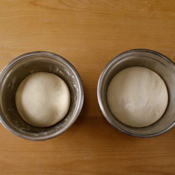Quanto tempo você dever fermentar a massa de pão?